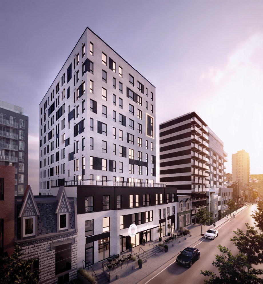 new condo projects montreal