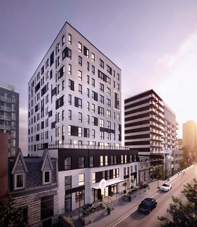 Nest Condos Montreal project photo